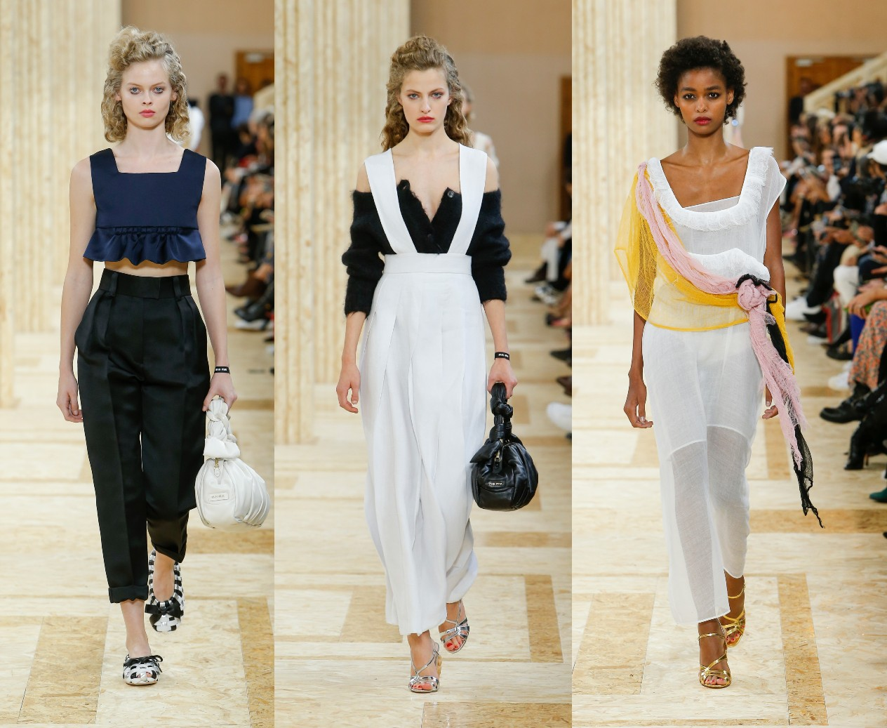 Paris Fashion Week Highlights for Spring 5: From Louis Vuitton