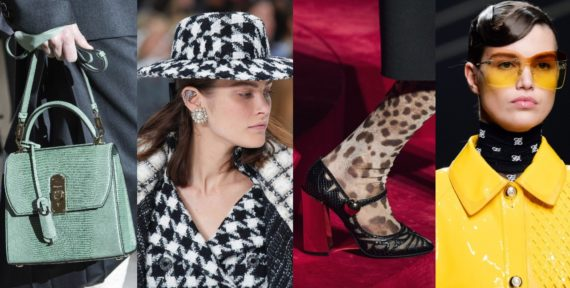 See the must-wear accessory trends for Autumn/Winter 2019
