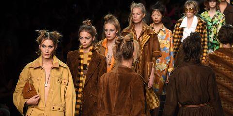 Milan Fashion Week Fendi Spring Summer 2020 A E Magazine