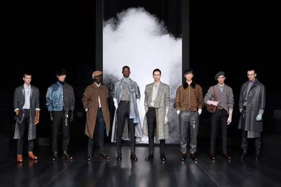 Paris Fashion Week Men S Fall Winter 2020 2021 Shows