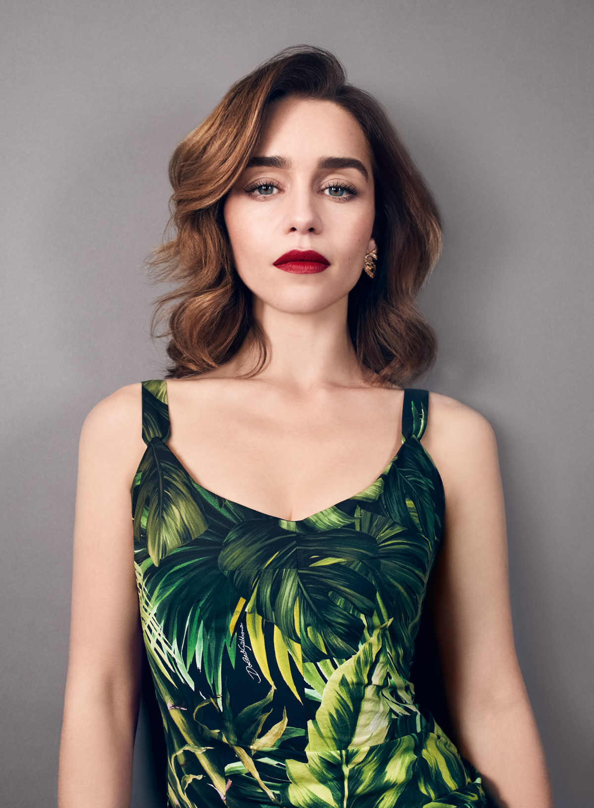 Actress Emilia Clarke Talks Femininity And The Latest D G Fragrance