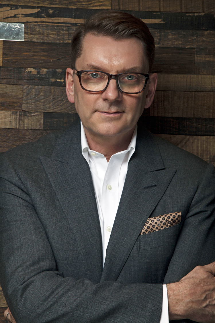 Ian Griffiths Max Mara S Creative Director Discusses Italy And Design
